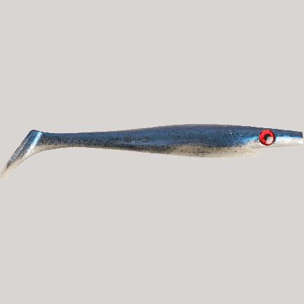 Strike Pro The Pig Shad 106 Blue Shark 23cm/90g