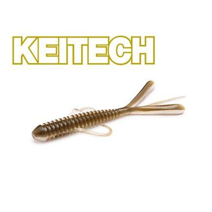 "Keitech 3"" Hog Impact Arkansas Shiner  7cm/1g/12pcs"