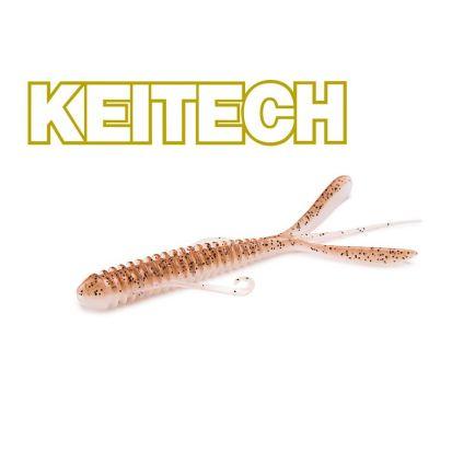 "Keitech 3"" Hog Impact Natural Craw 7cm/1g/12pcs"
