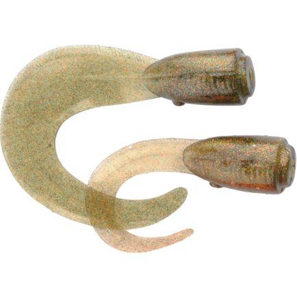 Savage Gear 3D Hard Eel Spare Tails Motor Oil 17cm/2pcs