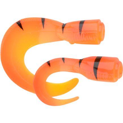 Savage Gear 3D Hard Eel Spare Tails Golden Ambulance 17cm/2pcs
