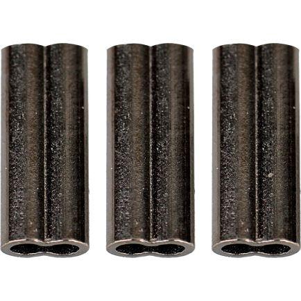 Savage Gear Double Barrel Crimps BLN XL 10mm/Ø 1.5mm/50pcs