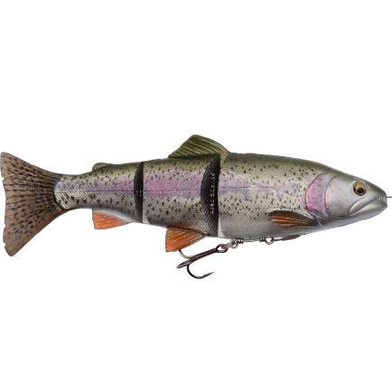 Savage Gear 4D Line Thru Trout Rainbow 15cm/35g