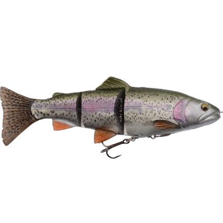Savage Gear 4D Line Thru Trout Rainbow 15cm/40g