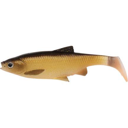 Savage Gear 3D LB Roach Paddle Tail Dirty Roach 7.5cm/5g/4pcs