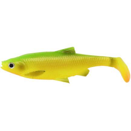 Savage Gear 3D LB Roach Paddle Tail Firetiger 7.5cm/5g/4pcs