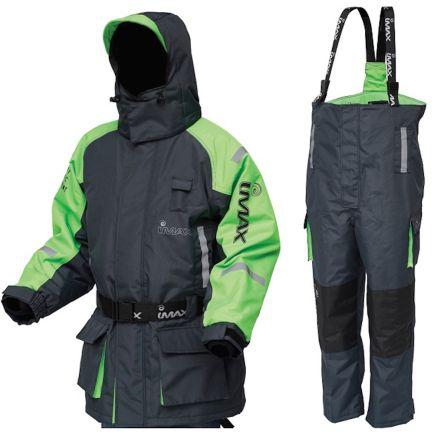 IMAX Coastfloat Floatation Suit Blue/Flou #XL