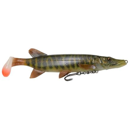 Savage Gear 4D Pike Shad Striped Pike 20cm/65g