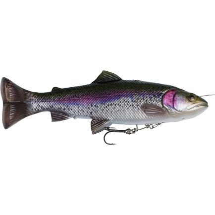Savage Gear 4D Pulse Tail Trout Rainbow Trout 16cm/51g