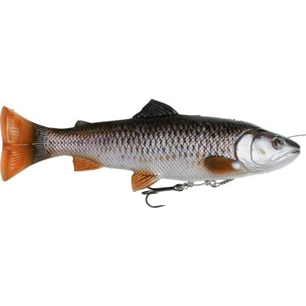 Savage Gear 4D Pulse Tail Trout Chub 16cm/51g