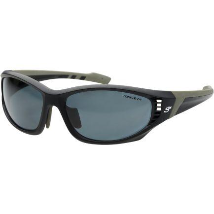 Scierra Wrap Arround Ventilation Sunglasses Grey Lens