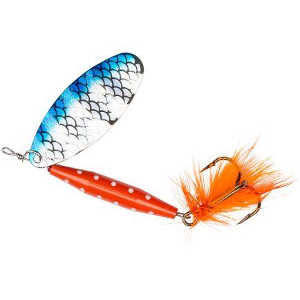 Abu Garcia Reflex Red S/Blue Flash 18g