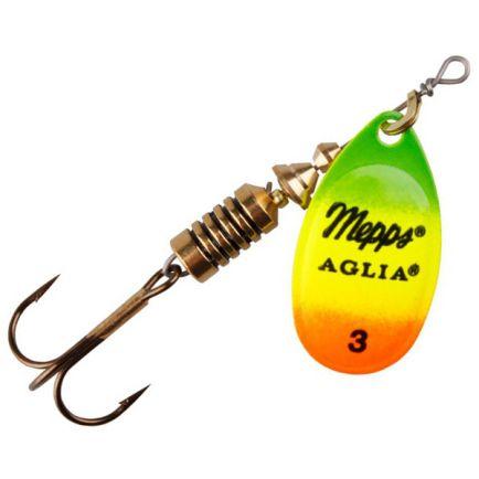 Mepps Aglia Fluo Tiger #4/9g