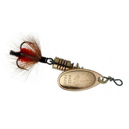 Mepps Aglia Mouche Copper/Red Tail #2 / 4.6g