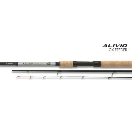Shimano Alivio CX Feeder 3.66m/253g/-100g