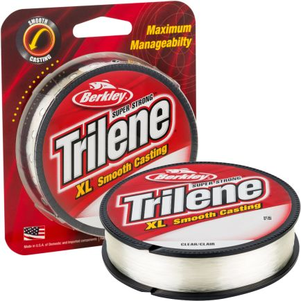 Berkley Trilene XL Monofilament Clear 0.28mm/7.0kg/270m