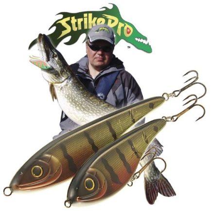 Strike Pro Big Bandit Suspending C166 Janne Helenius 19.5cm/90g