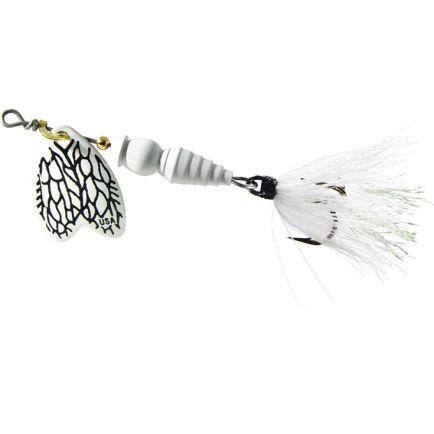Mepps Bug White Miller #1/4g