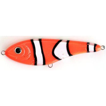 Strike Pro Buster Jerk Shallow Runner C130 Clownfish 15cm/64.5g