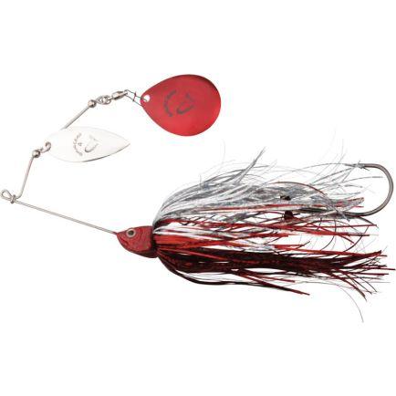Savage Gear Da 'Bush Spinnerbait #4 Red Silver Flash 18cm/42g