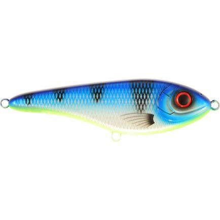 Strike Pro Buster Jerk Shallow Runner C390F Ocean Blue 15cm/64.5g