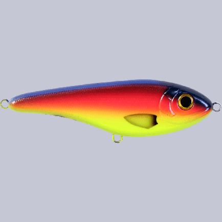 Strike Pro Buster Jerk C533 Blue Parrot 15cm/75g