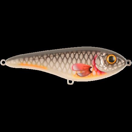 Strike Pro Baby Buster C649 Grey Roach 10cm/25g