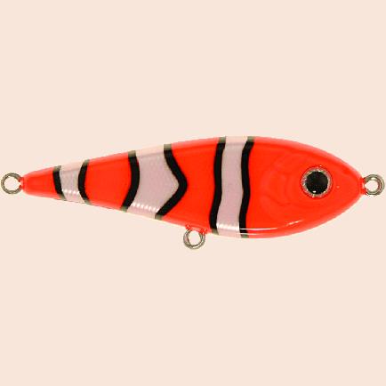 Strike Pro Tiny Buster C130 Clownfish 6.8cm/10.3g