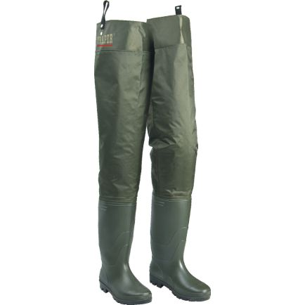 Traper Hip waders size 45