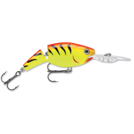 Jointed Shad Rap Hot Tiger 5cm/8g