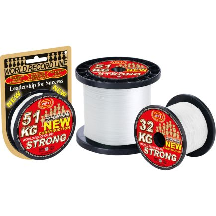 WFT KG Strong Trans 0.25mm/39kg/150m