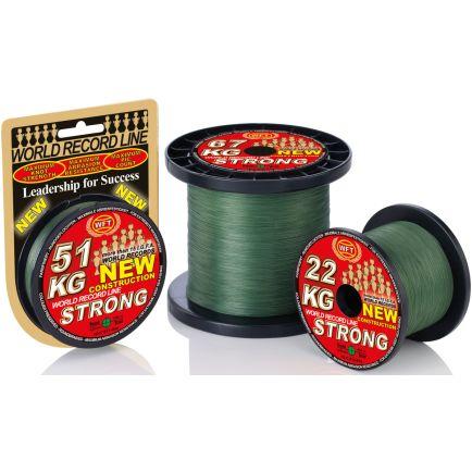 WFT KG Strong Green 0.18mm/22kg/150m