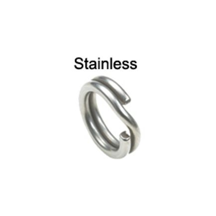 Owner split rings #7/36kg/7pcs