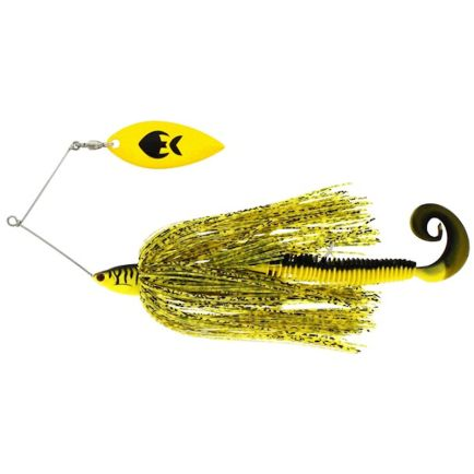 Westin MonsterVibe (Willow) 65g  Yellow Tiger