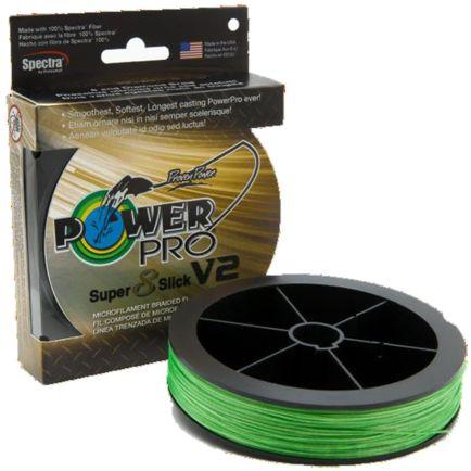 PowerPro Super 8 Slick V2 Aqua Green 0.23mm/17.0kg/135m