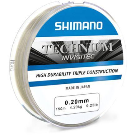Shimano Technium Invisitec 0.25mm/6.70kg/300m