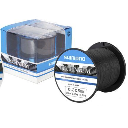 Shimano Technium Grey 0.30mm/8.50kg/300m