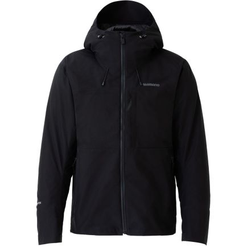 Shimano Gore-Tex Warm Rain Jacket Black size M