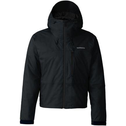 Shimano Durast Warm Short Rain Jacket Black size XL