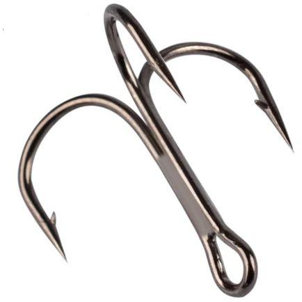 Lureshop.eu select Fishing Treble Hooks #2/0 /10pcs