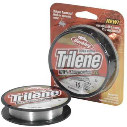 Berkley Trilene 100% fluorocarbon XL 0.35mm/8.9kg/100m