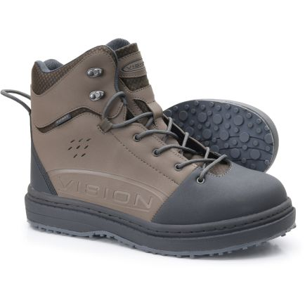 Vision KOSKI Wading Boots Gummi sole #12/45