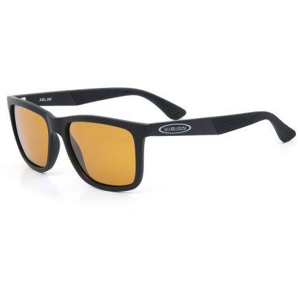 Vision Sunglasses Polarflite ASLAK Amber