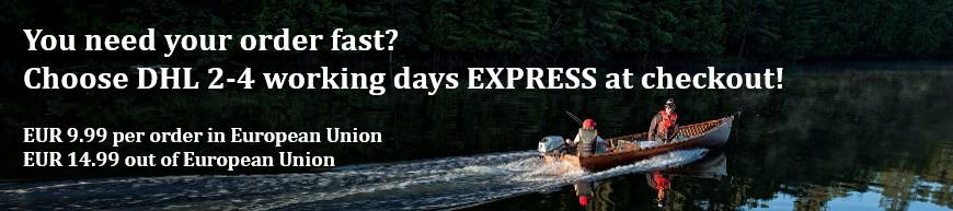 DHL Express доставка